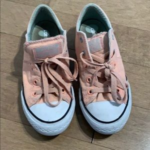 Other - Girls converse shoes
